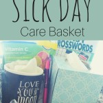 "How to Create a ""Sick Day"" Care Basket"