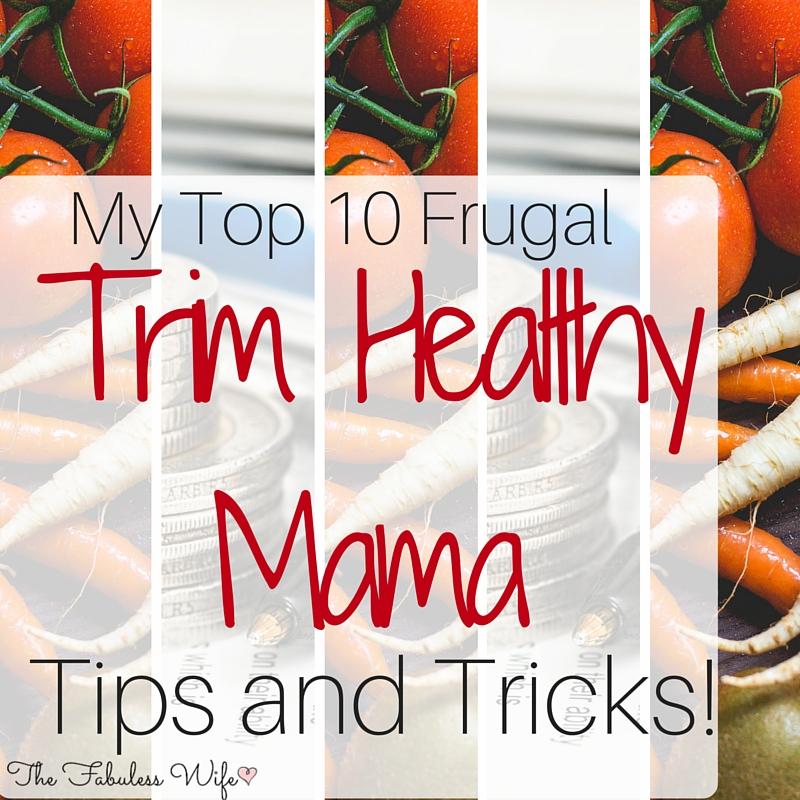 Trim healthy mama coupon code