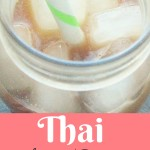 "Thai Iced Coffee: THM ""FP"" with ""S"" option"