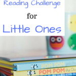 2018 Reading Challenge for Little Ones