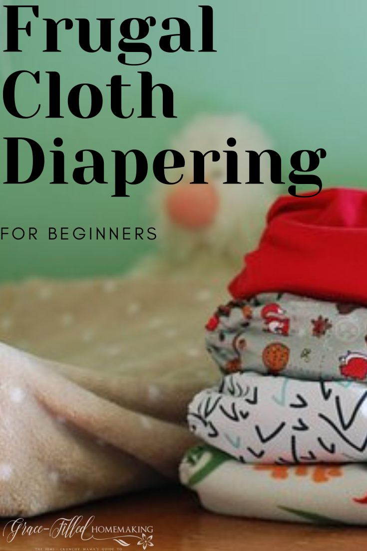 Cloth diapers don't have to break the bank, actually, they can help you save loads of money! Here's my guide to cloth diapering for beginners.