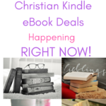 The BEST Christian Kindle Books on Sale This Month!