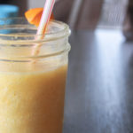 Kefir Orange Julius (Low-Fat, THM:E, No Special Ingredients, Sugar-Free!)