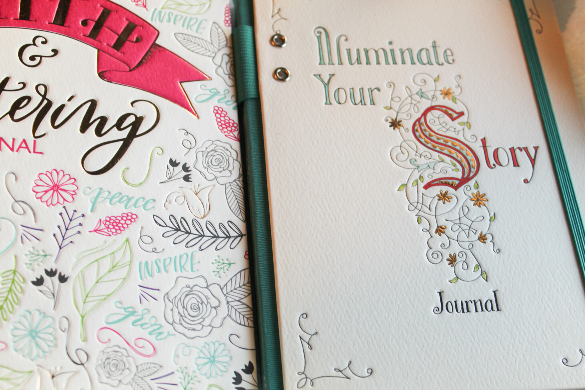 Ellie Claire Art Journals Review