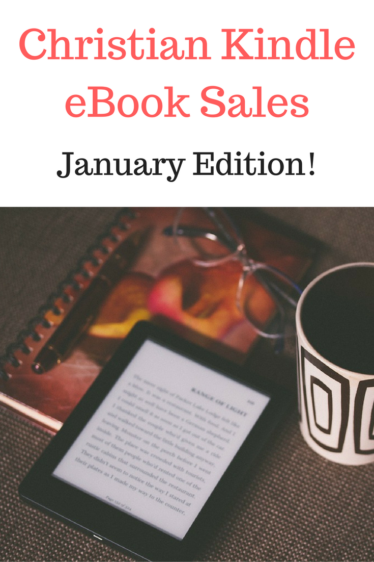 Christian eBook Sales: January Edition!
