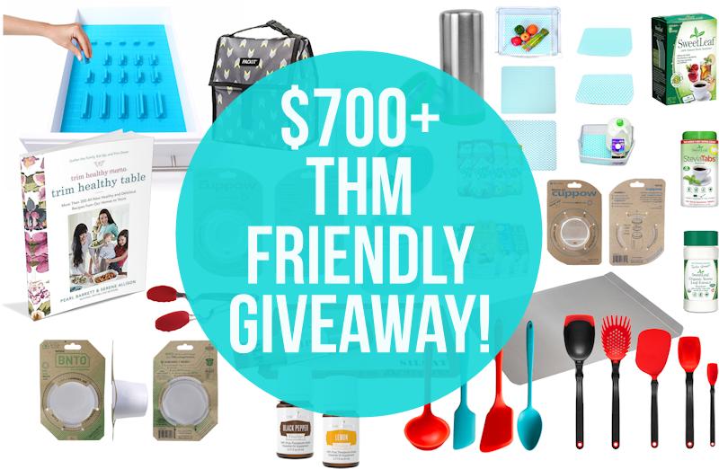 $700+ THM Friendly Giveaway! :)