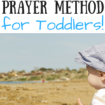The ACTS Prayer Method for Toddlers