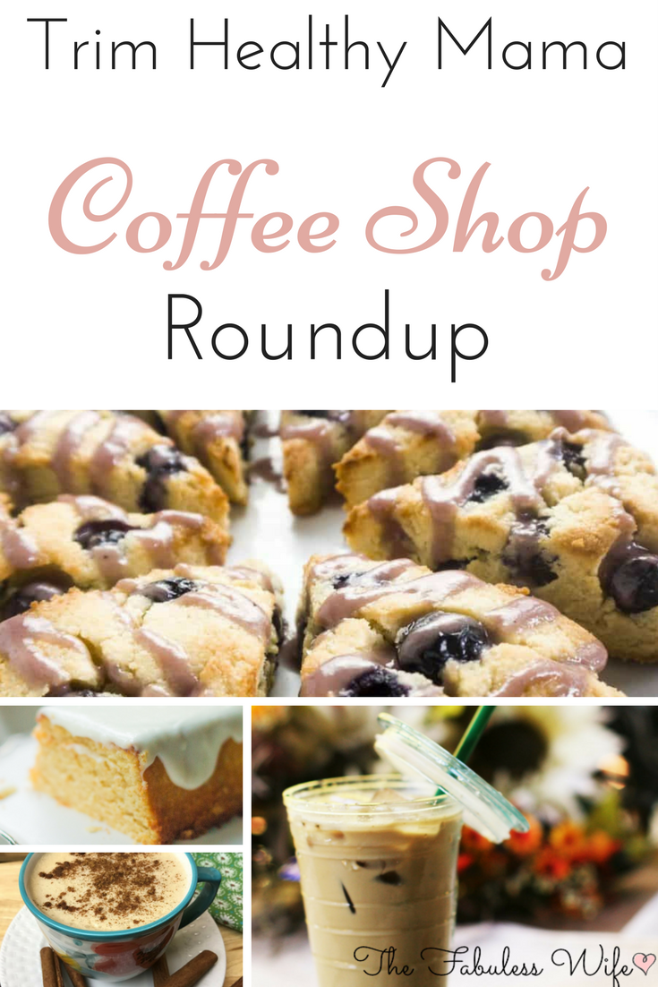 Trim Healthy Mama Coffee Shop Roundup!