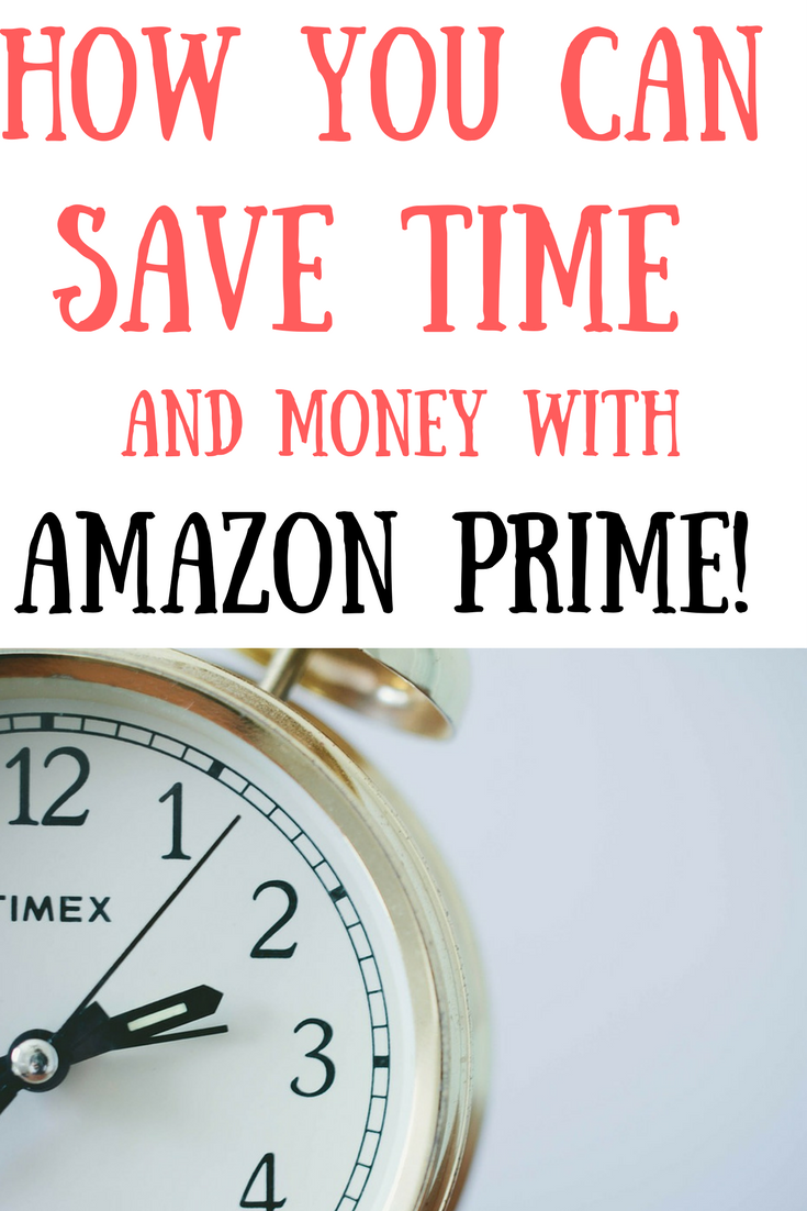 How You Can Save Money with Amazon Prime! (And a special offer!)