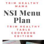 Trim Healthy Table NSI Menu Plan!